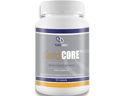Ketolabs KetoCore for Weight Loss