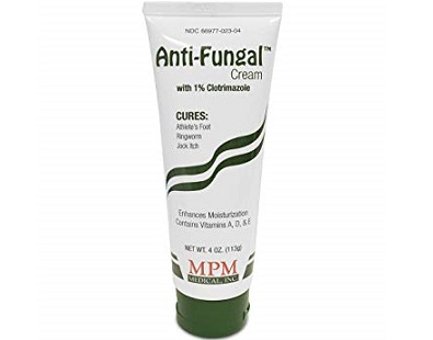 MPM Medical Anti-Fungal Cream for Nail Fungus