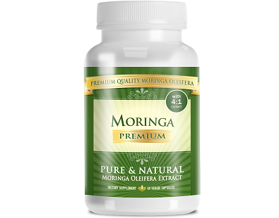 Moringa Premium for General Health