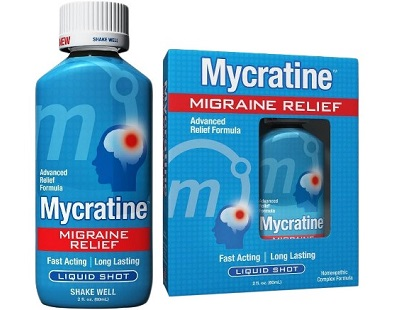 Mycratine Migraine Relief for Migraine Relief