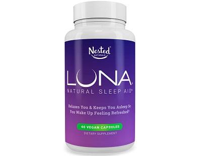 Nested Naturals Luna for Insomnia