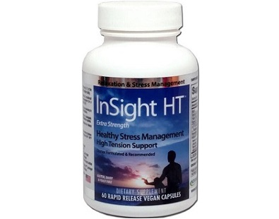 Nova Nutrients Insight HT for Anxiety Relief