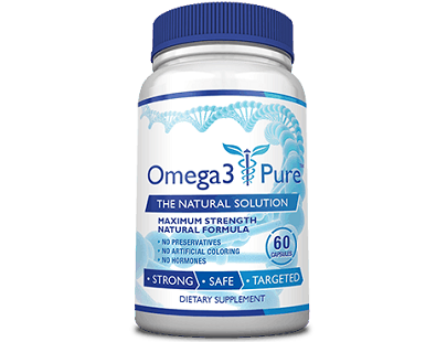 Omega 3 Pure for General Health
