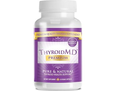 Thyroid MD Premium for Thyroid