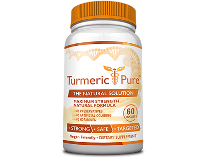 Turmeric Pure for Health and Well Being