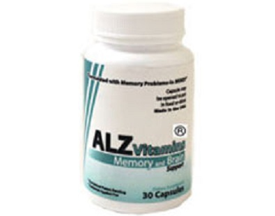Alz Vitamin Memory And Brain Support for Brain Booster