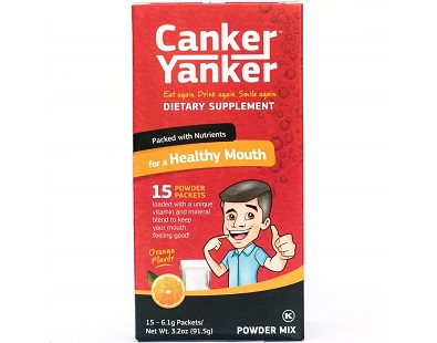 Canker Yanker for Canker Sore Relief