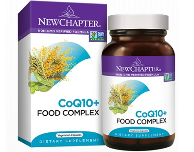 CoQ10+ Food Complex for Health & Well-Being