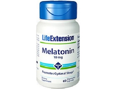 Life Extension Melatonin for Insomnia