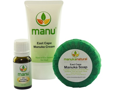 Manu Ringworm Natural Product Pack for Ringworm