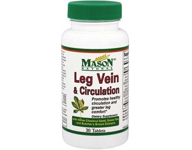 Mason Natural Leg Vein & Circulation for Varicose Veins