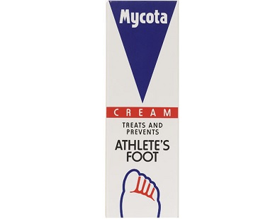 Mycota Powder & Cream for Athlete's Foot