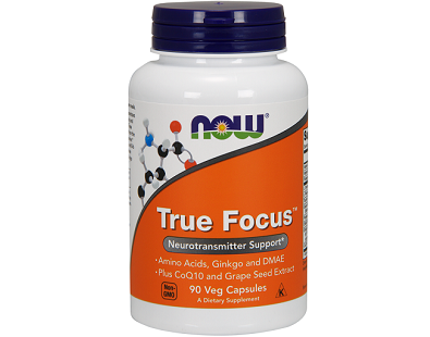 Now True Focus for Brain Booster