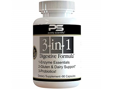 Purely Scientific All-In-One Digestive Formula for IBS Relief