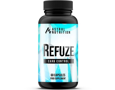 Refuze Carb Blocker for Weight Loss