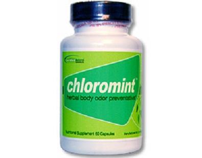 Zuma Labs Chloromint for Bad Breath & Body Odor
