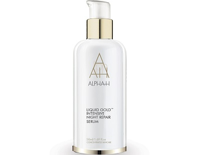 Alpha-H Liquid Gold Intensive Night Repair Serum for Anti-Aging