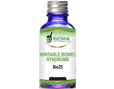 BestMade Irritable Bowel Syndrome (Bio25) for IBS Relief