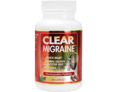 Clear Migraine for Migraine Relief