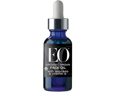 EO Ageless Skin Care Organic Argan Face Oil for Anti-Aging