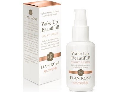 Elan Rose Wake-Up Beautiful for Anti-Aging