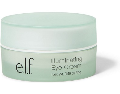 Elf Nourishing and Illuminating Eye Cream for Wrinkles