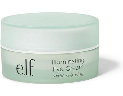 Elf Nourishing and Illuminating Eye Cream for Wrinkles