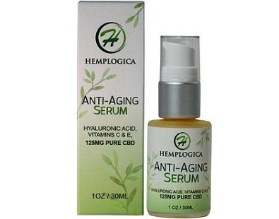 Hemplogica Anti-Aging Serum for Anti-Aging