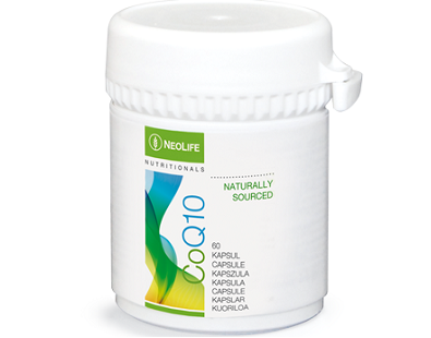 NeoLife CoQ10 for Health & Well-Being