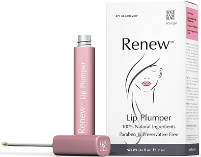 Rozgé Cosmeceutical Renew Lip Plumper for Lip Plumper