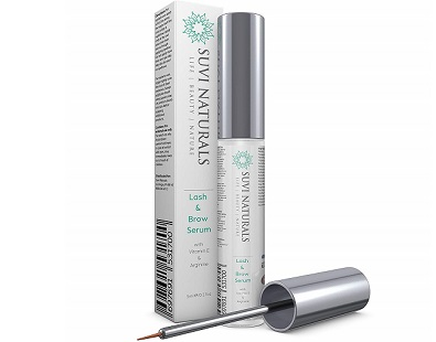 Suvi Naturals Lash & Brow Serum for Eye Lash & Eye Brow