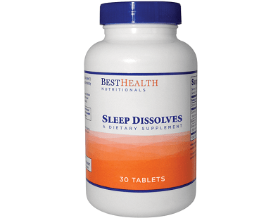 BestHealth Nutritionals Sleep Dissolves for Insomnia