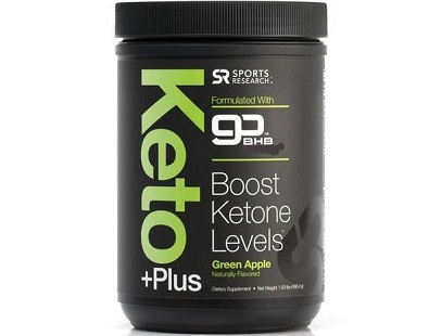 Keto Plus for Weight Loss