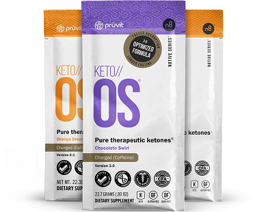 Pruvit Keto OS for Weight Loss