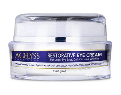 Agelyss Restorative Eye Cream for Wrinkles