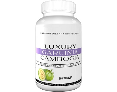 Luxury Garcinia Cambogia for Weight Loss