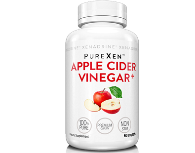 Xenadrine PureXen Apple Cider Vinegar+ for Health & Well-Being